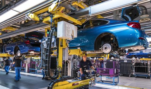 Toyota Kata En Einfachautomatiserung Binnen Bmw