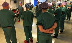 Dagstart OK in het Rode Kruis Ziekenhuis