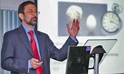 Rajan Suri, de grondlegger van QRM