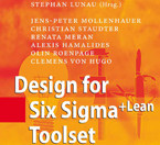 Design for Six Sigma + Lean Toolset (deel voorkaft)