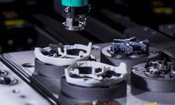 Productie scheerapparaten bij Philips