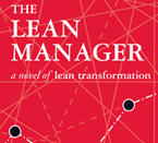 The Lean Manager (cover)