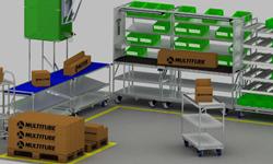 Modulair bouwsysteem Lean omgevingen