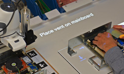 Smart Industry: Robots en augmented reality