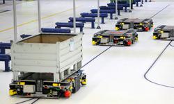 SEW Eurodrive bouwt een smart fabriek